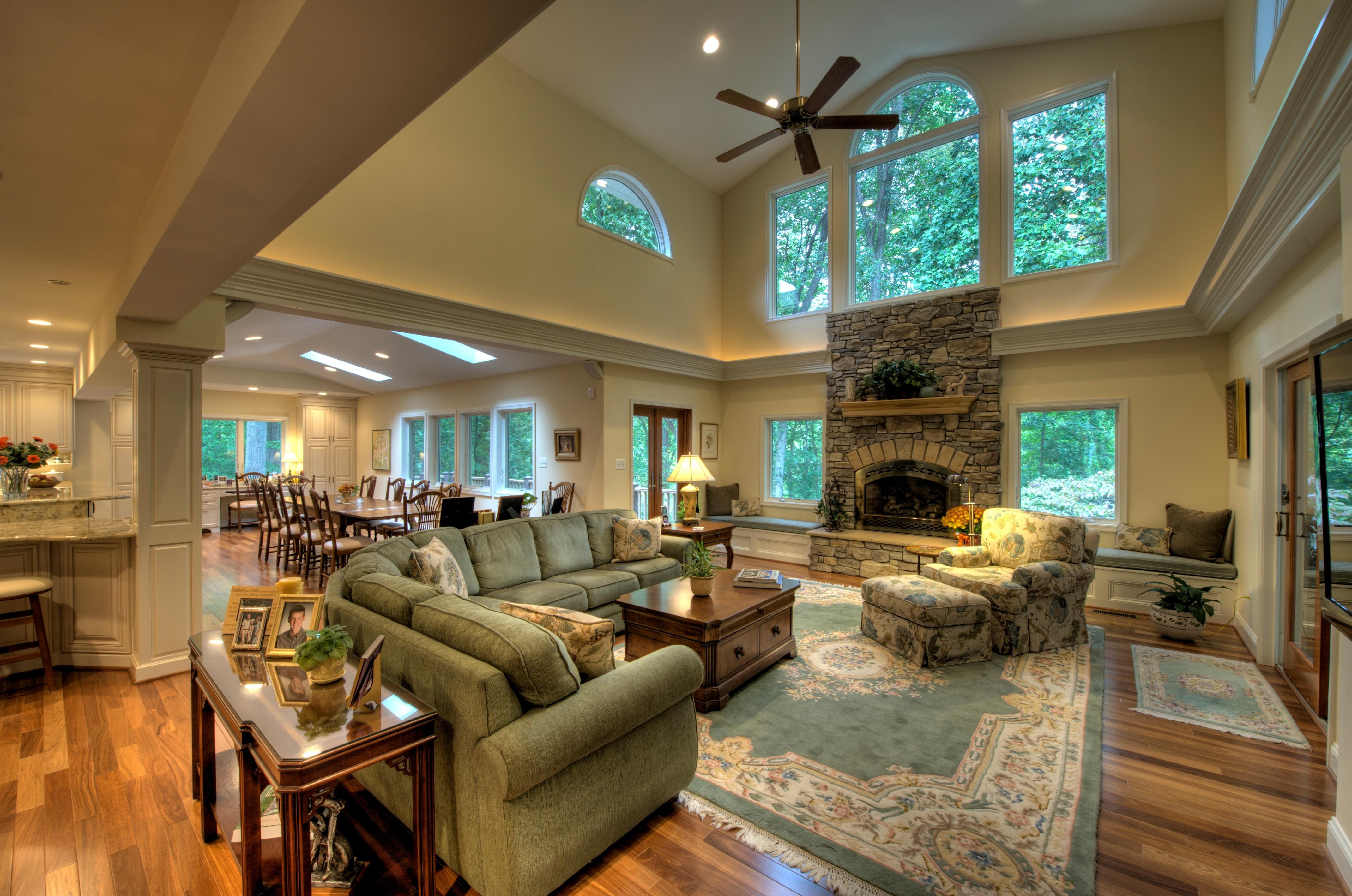 Nirschl McLean Living Room