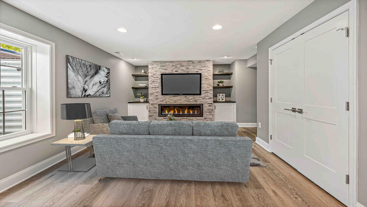 Ashburn Fireplace