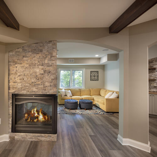 Clifton Fireplace