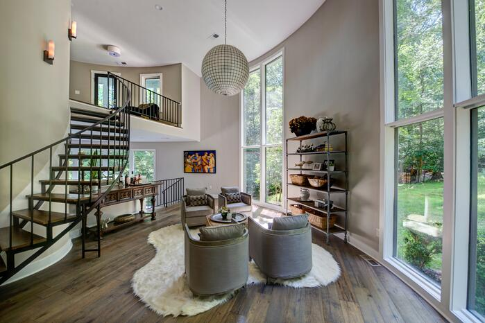 Hawkins Oakton Living Room