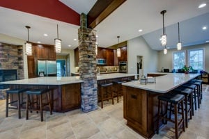 Stone Remodel Home