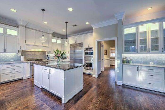 mclean kitchen remodeling