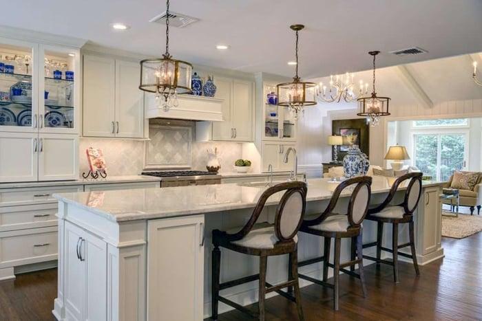 kitchen remodel in McLean, VA