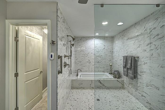 multi-generational living with additional bathroom
