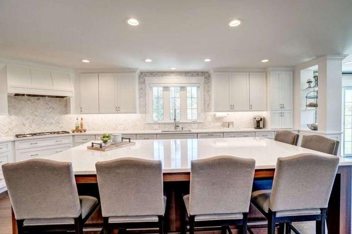 Transitional Design Kitchen