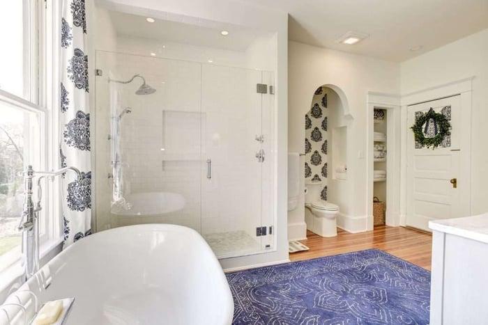 bathroom remodel Herndon Virginia