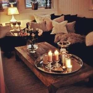 Comfortable Living Room Den