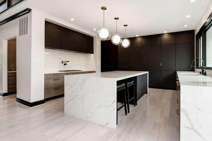 oak hill kitchen remodeling