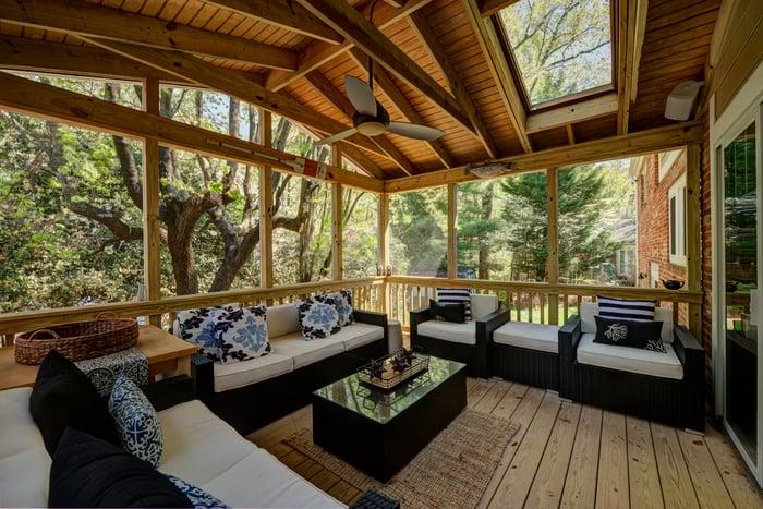 McLean Porch Addition