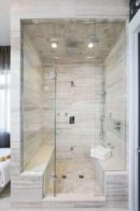 Steam Shower Spa Bath