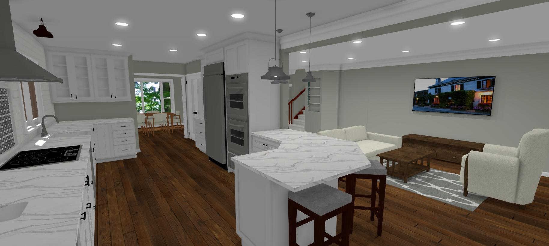 Northern VA Kitchen Remodeler