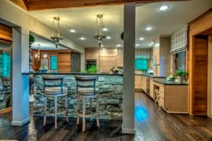 Stone Remodeling Decor