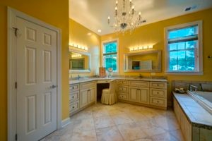 Fall Bathroom Colors