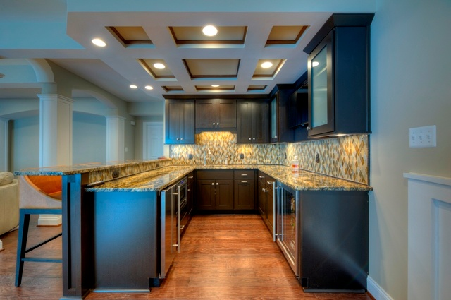 Basement renovation Northern VA