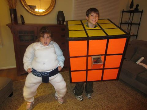 Halloween Costume Winner