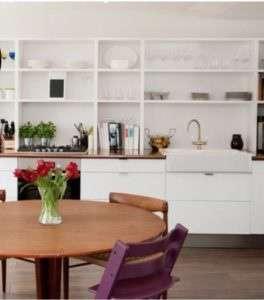 Invisible Kitchen Concept