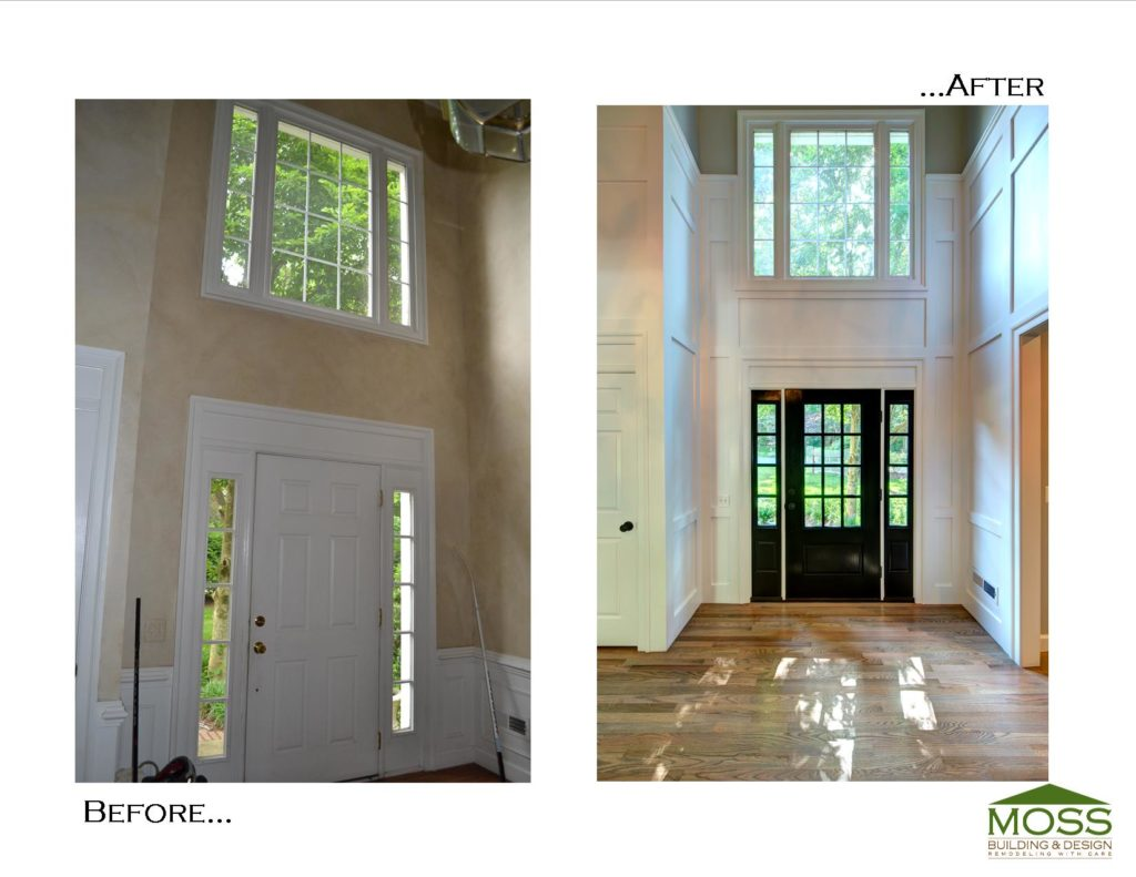 Hall Before and after-foyer2