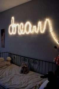 Dream Lights Bedroom