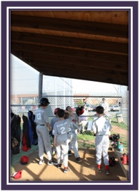 Moss Building & Design donates roofs to Chantilly Little League