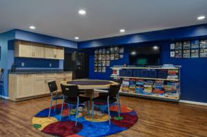 Basement Kids Play Room