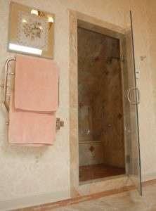 Natural Tiles in Bathroom