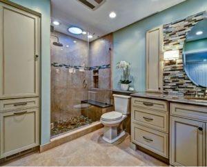 Bathroom Heated Floors