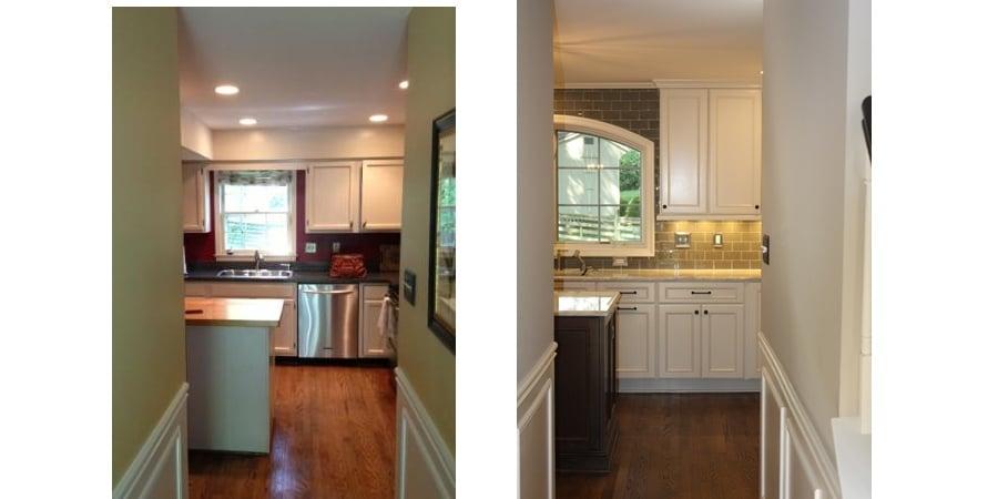 kitchen design Northern VA