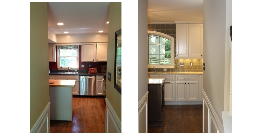 kitchen design Northern VA