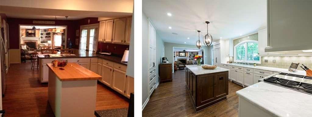 Kitchen remodel Northern VA