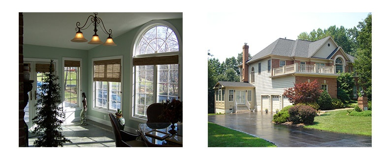 Sunroom Addition in Herndon VA