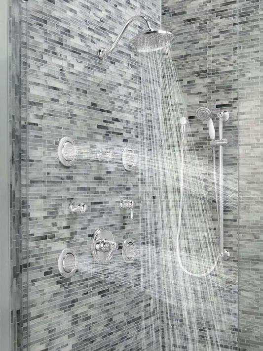 shower body sprayer