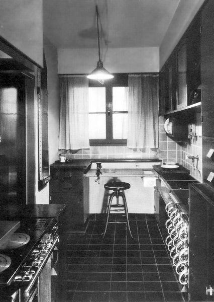 frankfurt galley kitchen