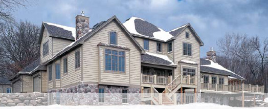 Moss Home Services James Hardie Siding
