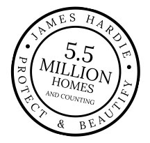 James Hardie Siding Installation