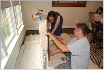 Northern VA handyman workshop