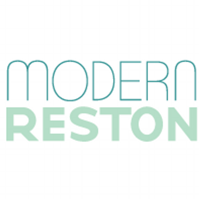 modern reston logo