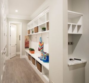 Drop Zone Mudroom