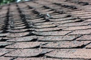 roof, damage, shingles
