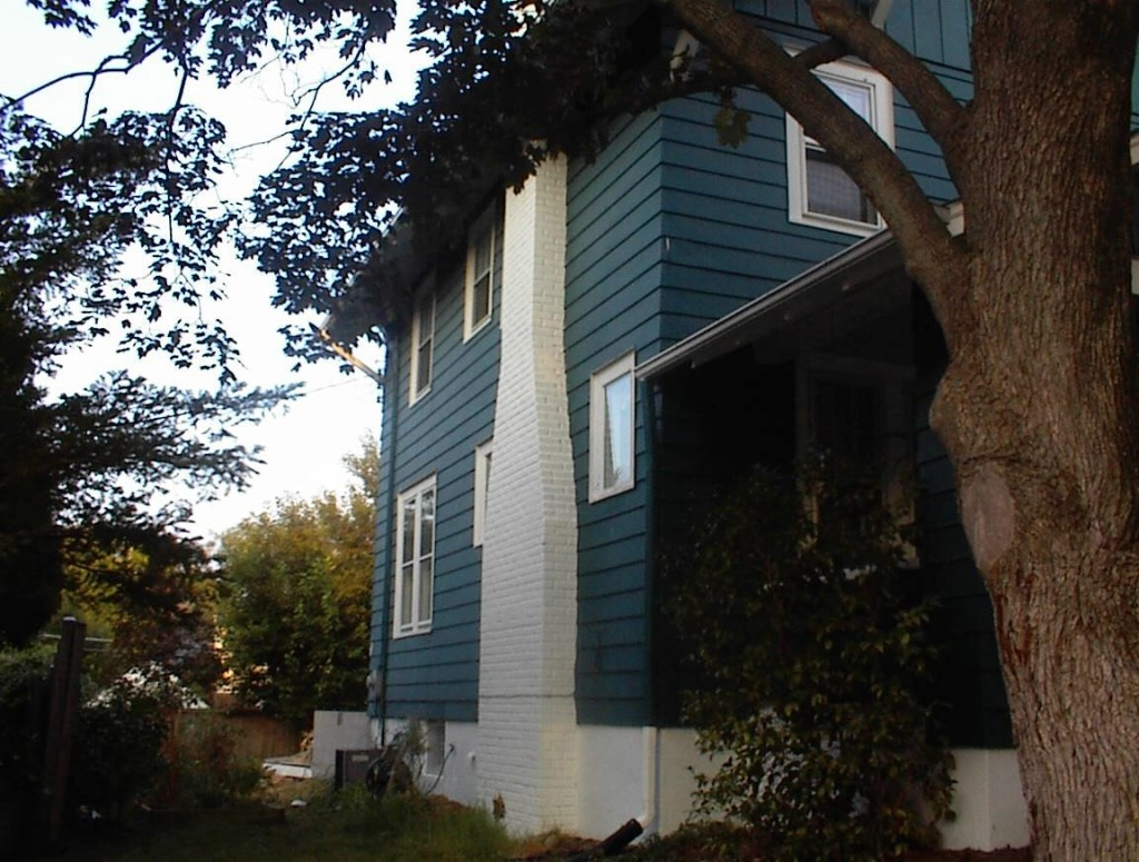 Arlington, VA addition after