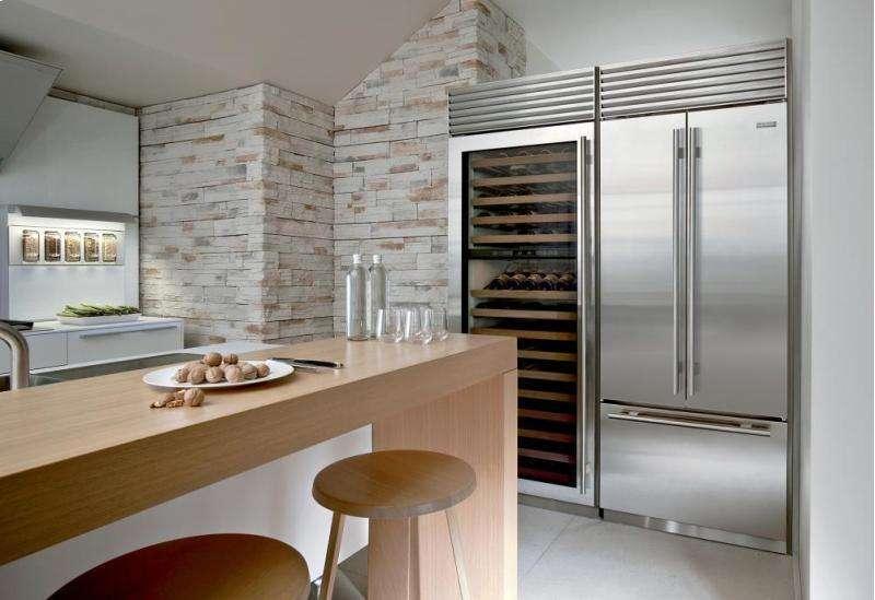 wolf refrigerator