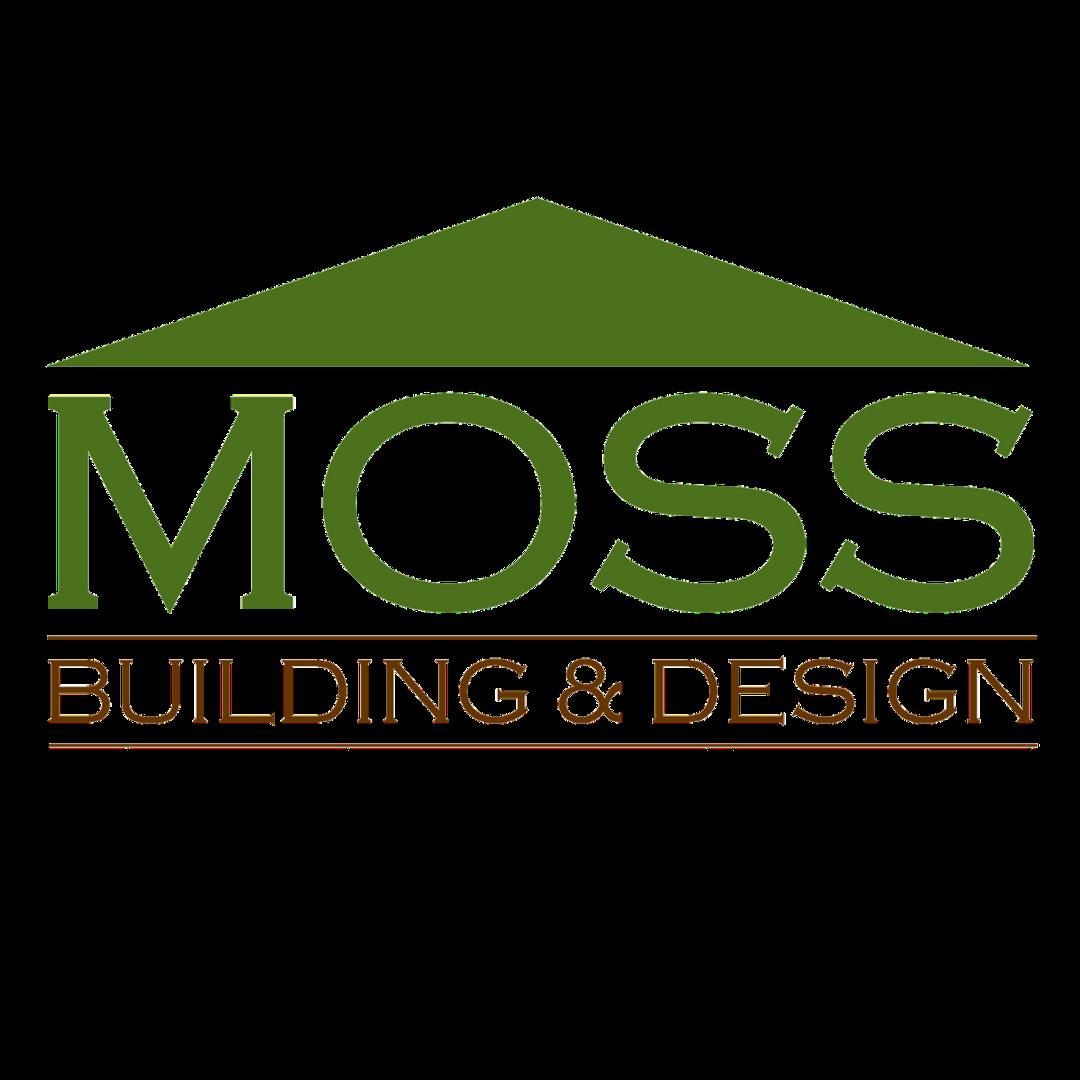Moss Building & Design Square Logo LP