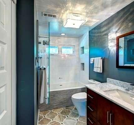 Bathroom Remodel, Alexandria, VA