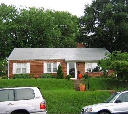 Second Story Addition, Arlington, VA