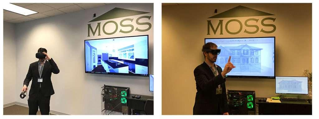 MOSS 360 VR