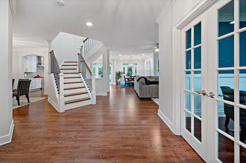 Entryway Stairwell