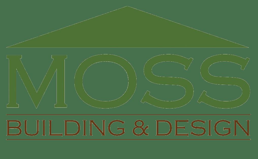 Transparent moss logo