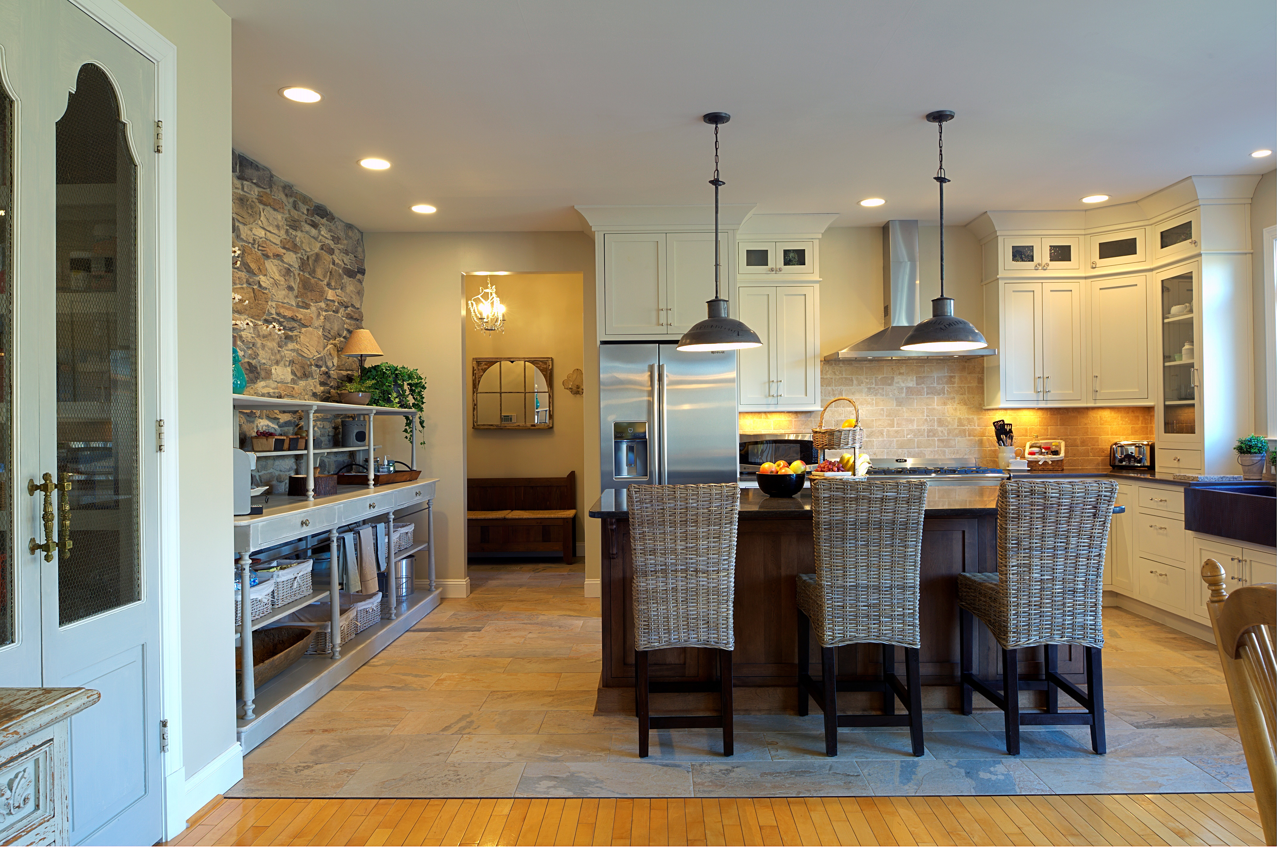 What Is Farmhouse Chic_Kitchen_Great Falls VA