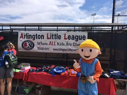 moss arlington little league
