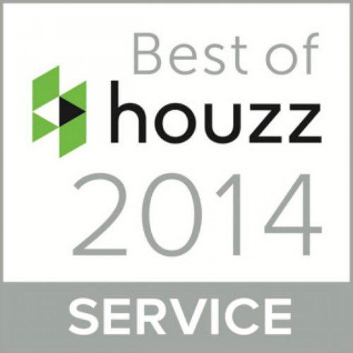 Best of Houzz 2014 Service
