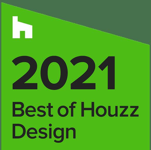Best of Houzz 2021 Design Award
